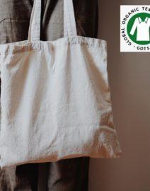 gots certified bag