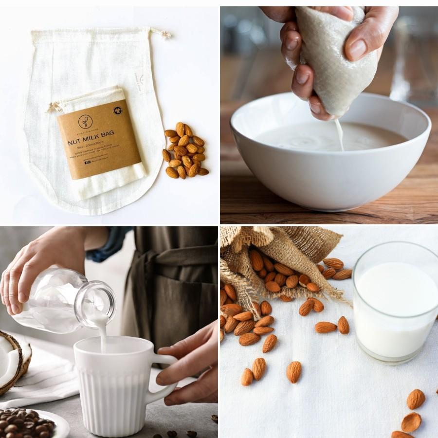 Oragnic Nut Milk Bag